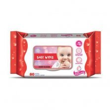 Baby Skin Care Wipes - Cherry Blossom