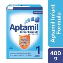 Aptamil Infant Formula Powder With GOS & FOS - Stage 1, From Birth To 6 Months