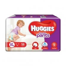 Huggies Wonder Baby Diaper - Pants, Extra Large, 12-17 kg, Soft Cotton, Soaks up to 12 Hours