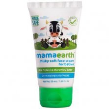 Mamaearth Milky Soft Face Cream For Babies