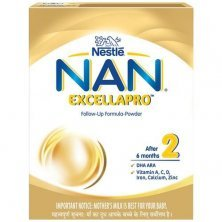 Nestle Nan Excellapro Follow-Up Formula Powder - Stage 2, After 6 Months, Contains Vitamins