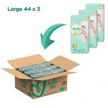 Pampers Premium Care Large Diapers - Super Value Pack