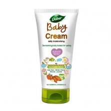 Dabur Baby Cream - For Soft Skin With No Harmful Chemicals
