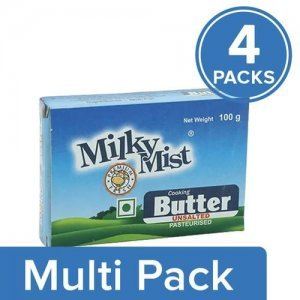 Milky Mist Cooking Butter - Unsalted