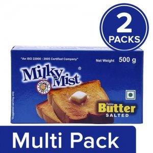 Milky Mist Table Butter - Salted