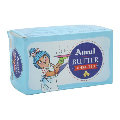 Amul Cooking Butter - Unsalted