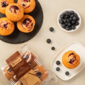 Signature Muffin/Cup Cake - Blueberry