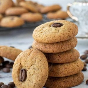 Signature Center Filled Cookie - Coffee