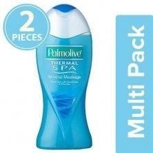 Palmolive Body Wash - Thermal Spa Imported Mineral Massage with Thermal Salts & White Clay