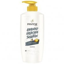 Pantene Advanced Hair Care Solution Shampoo - Lively Clean