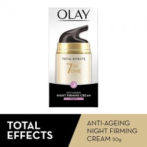 Olay Total Effects 7-In-1 - Anti-Ageing Night Skin Cream Moisturizer