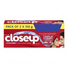 Close Up Everfresh+ Anti-Germ Gel Toothpaste - Red Hot