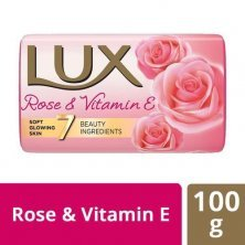 Lux Beauty Soap For Glowing Skin - Rose & Vitamin E