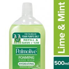 Palmolive Hand Wash - Hydrating, Foaming, Lime & Mint