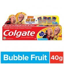 Colgate Kids Toothpaste - 2-5 Years, Anticavity, Bubble Fruit Flavour