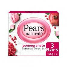 Pears Naturale Pomegranate Brightening Bathing Soap Bar