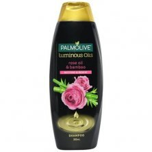 Palmolive Luminous Oil Essential Rose Oil & Bamboo Extracts Shampoo