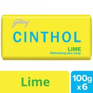 Cinthol Lime Refreshing Deo Soap
