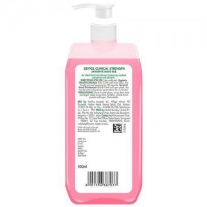 Dettol Clinical Strength Antiseptic Hand Sanitizer