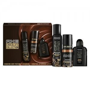 Axe Chocolate Collection Gift For Men - Perfume, Bodyspray, Aftershave