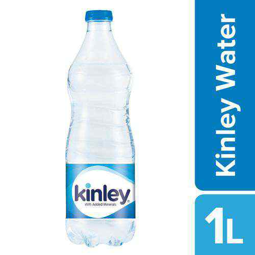 Kinley Drinking Water With Added Minerals