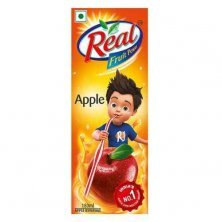 Real India\'s No.1 Juice - Apple