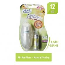 Odonil One Touch Air Purifier Freshener - Floral Bouquet Combo