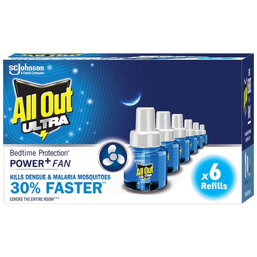 All Out Ultra Mosquito Repellant Refill