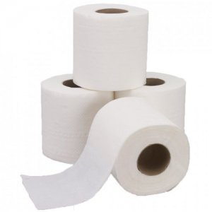 Home Toilet Roll - 2 Ply -100% Virgin Pulp/Paper