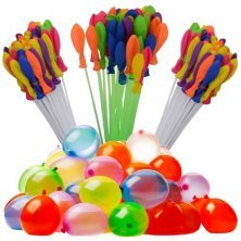 Pahal Water Balloons With Tap - Assorted