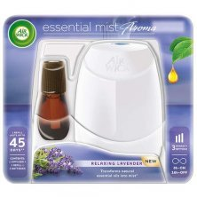 Air wick Essential Automatic Fragrance Mist Diffuser Kit - Relaxing Lavender