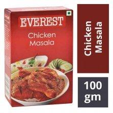 Combo Meat Chicken Curry Cut Without Skin 1kg + Everest Chicken Masala 100g