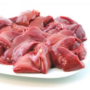 Chicken - Liver With Heart