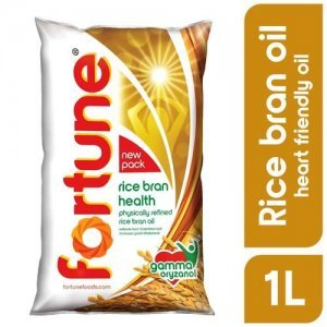 Fortune Rice Bran Health Oil - Cooking Oil For Healthier Heart
