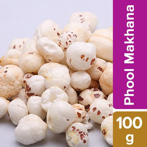 Phool Makhana - Rich in Calcium, Used in Indian Sweets & Savouries