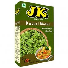 JK Kasuri Methi - No Artificial Colours, Zero Cholesterol, Used in Spice in Indian Curries