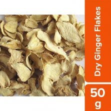 Organic - Dry Ginger Flakes