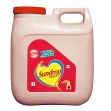 Sundrop Heart - Cooking Oil, Offer Pack