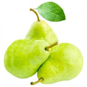 Pear - Green, Imported