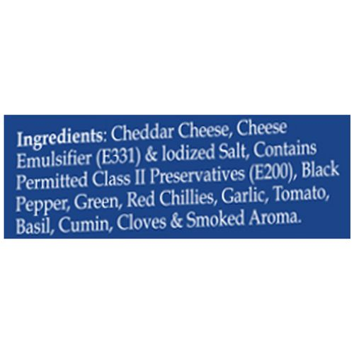 West Frisian Smoked Processed Cheese - Herbs N Spices