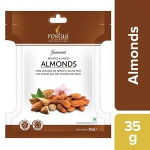 Rostaa Almonds - Roasted & Salted