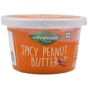 Wingreens Farms Spicy Peanut Butter