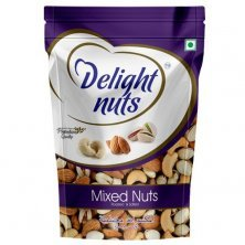 Delight Nuts Roasted & Salted - Mixed Nuts