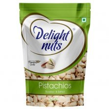 Delight Nuts Roasted & Salted - Pistachios