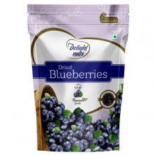 Delight Nuts Dried - Blueberries