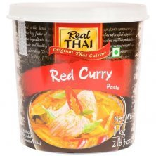 Real Thai Red Curry Paste