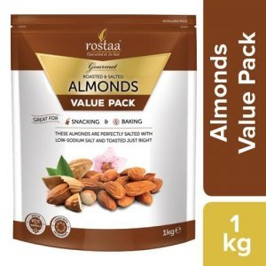 Rostaa Almonds - Salted