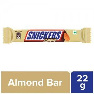 Snickers Almond Filled Chocolate Bar
