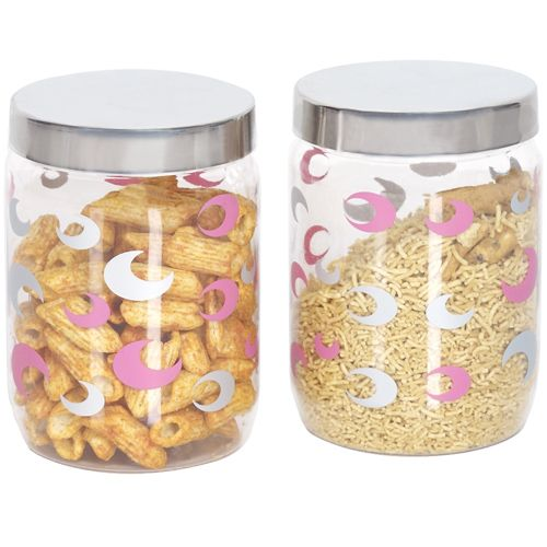 Steelo Pet Selo Container Set - Silver