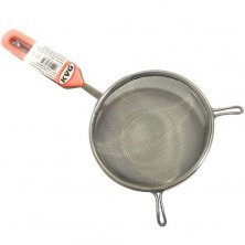 Kvg Juice Strainer - Stainless Steel, Size No.6